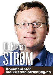 Ole Kristian Strøm kommenterer