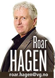 Roar Hagen kommenterer