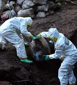 Avslørte narkogrotte med 50 tonn metamfetamin