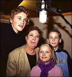 Grethe Kausland barnebarn