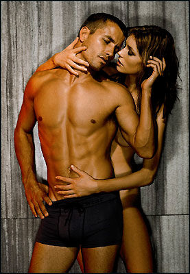 SENSUELT: Den nye reklamen tar sikte på å være mer sensuell enn seksuell.