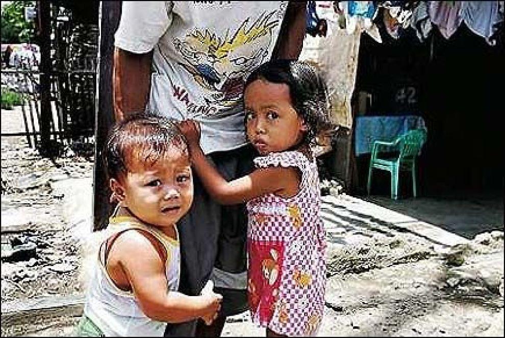skandalen i filippinene