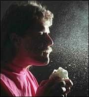 UNNGÅ POLLEN: Er du allergisk mot pollen bør du unngå å komme i kontakt med pollen. Foto: SCANPIX