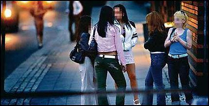 bdsm norge nigerianske prostituerte