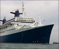 SS «Norway» til dødsstranden