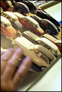 MANGE UTGAVER: Amazon'en ble produsert i flere utgaver. Foto: Jan Johannessen.