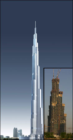 Bygget for høyt