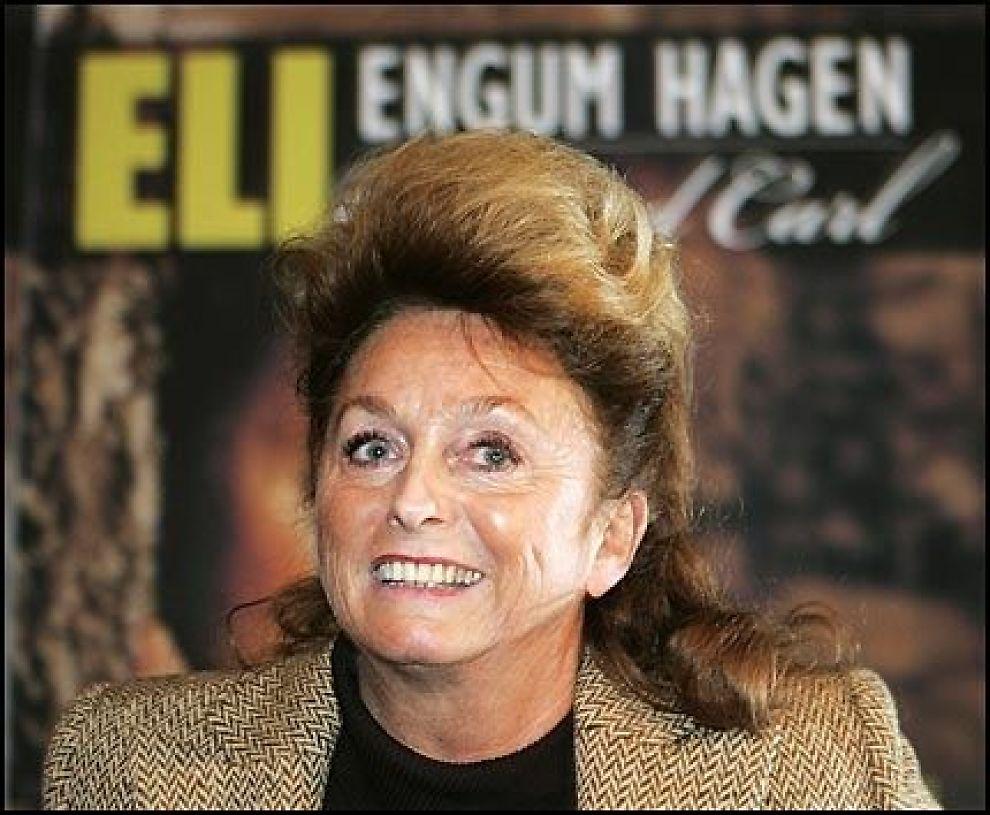 LANGER UT: Eli Hagens bok «Elskerinne, sekretær og hustru» ble lansert i Oslo mandag. Foto: Scanpix