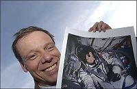 Nedtelling i gang for svensk astronaut