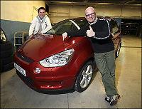 Ford S-Max årets Autofil-bil
