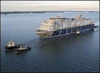 Her er Color Lines nye gigantskip