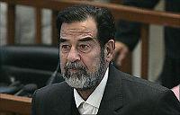 Galgen avsluttet Saddam Husseins liv