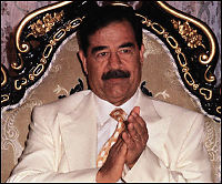 - Nå begynner jakten på Saddams milliarder