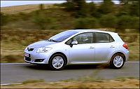 Test av Toyota Auris: Nå er det Auris som gjelder