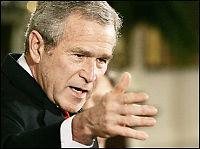 Bush ber om 625 milliarder til Irak-krigen