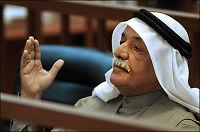 Saddams visepresident hengt