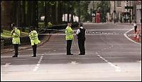 Londongater stengt og Hyde Park evakuert