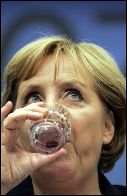 Farlig å drikke for mye vann