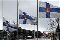 Kondolanseprotokoll i Finlands ambassade