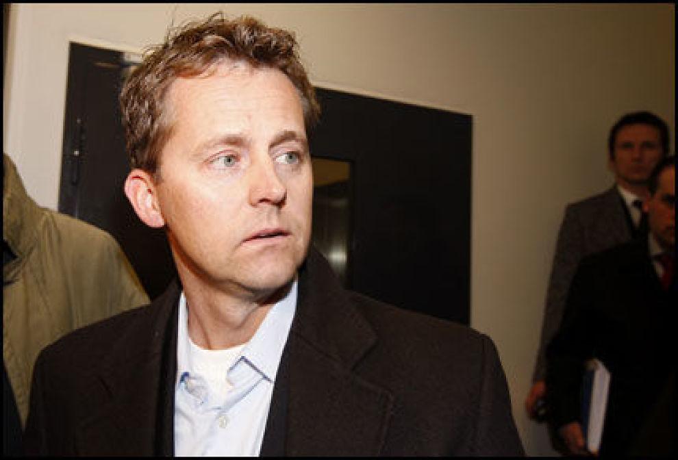 GOD LØNN: : Adm. dir. Svein Erik Nordang i Terra Securities tjente over 17 millioner kroner på tre år. Foto: Terje Bendiksby / SCANPIX