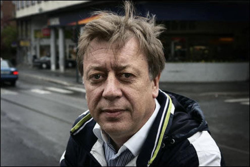 GLENN TUXEN: Styrelederen i Oslo Taxi trekker seg fra styreledervervet sitt med umiddelbar virkning. Foto: Aftenposten