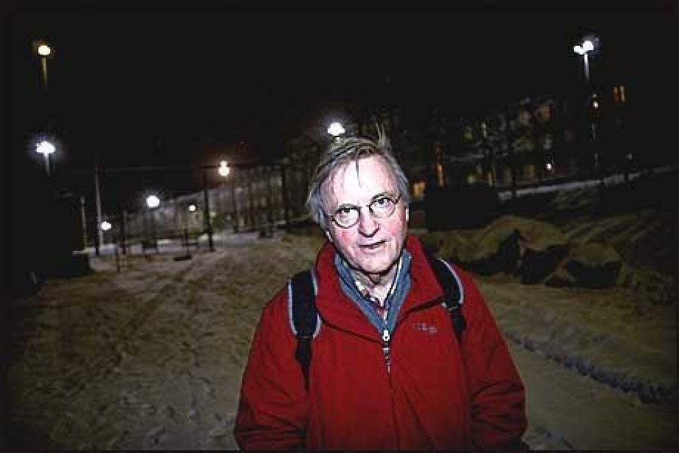 OMSTRIDT: Innsatte på Ila skrek tidligere denne uka ukvemsord mot Tor Erling Staff. Foto: VG
