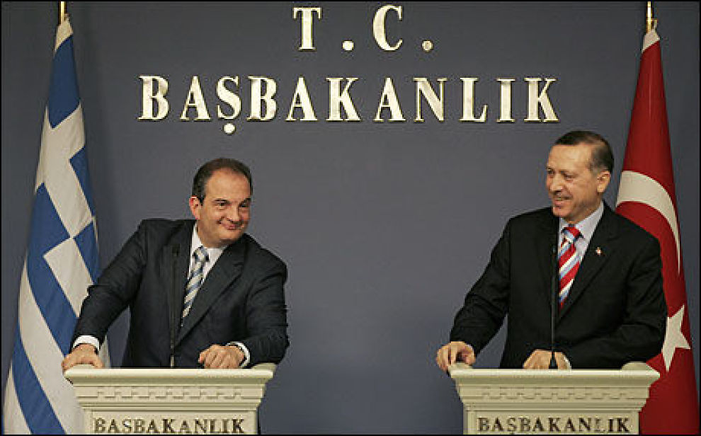 Tyrkiske svigerfamilie å møte