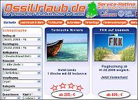 Tysk turoperatør tilbyr nudistfly