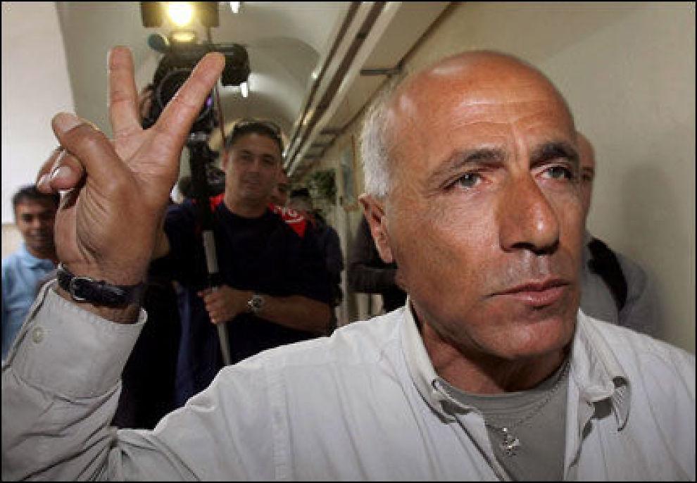 TIL NORGE? Mordechai Vanunu. Foto: AP
