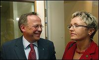 - Naturlig at Brekk blir minister
