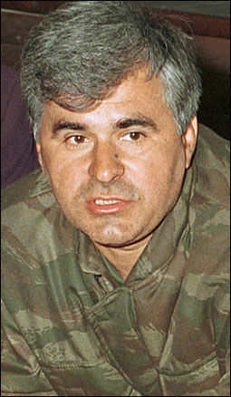 TILTALT: Stojan Zupljanin er tiltalt for krigsforbrytelser. Foto: AP