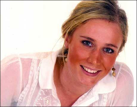 DREPT: Asker-kvinnen Martine Vik Magnussen (23) ble funnet drept i London 16.mars i år. Foto: Privat