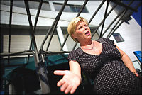 Siv Jensen er den borgerlige medievinneren