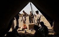 Voldsspiralen i Afghanistan truer
