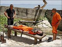 Robinson-sjef tvunget til tortur-TV