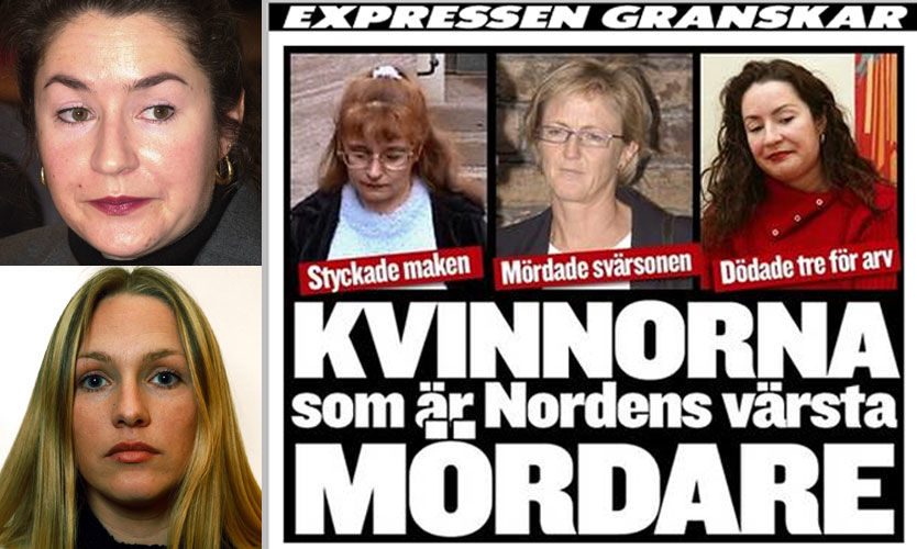 Kvinner mordere