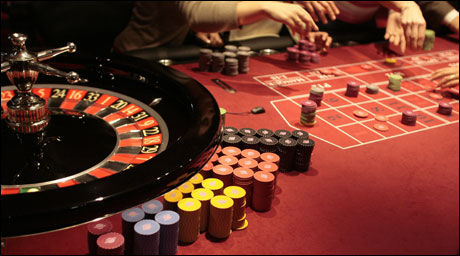Pengespill kasinoer – Spill dine favoritt kasinospill