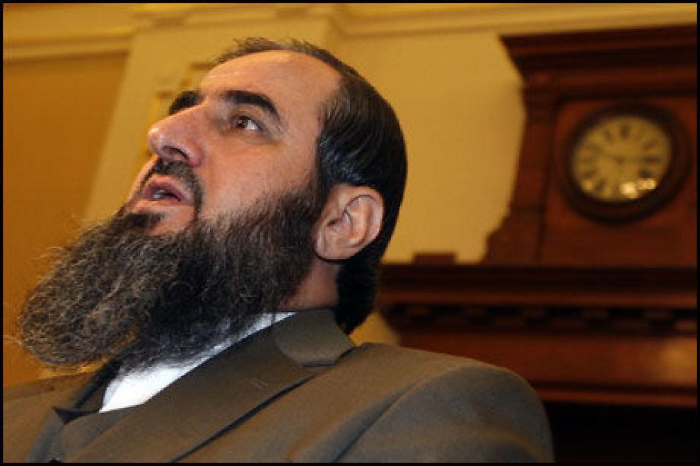 OMSTRIDT: Mullah Krekar. Foto: SCANPIX Foto: