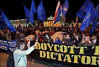 Skuffende valg for opposisjonen i Hviterussland