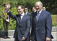 Lukasjenko: - Jernteppet må fjernes