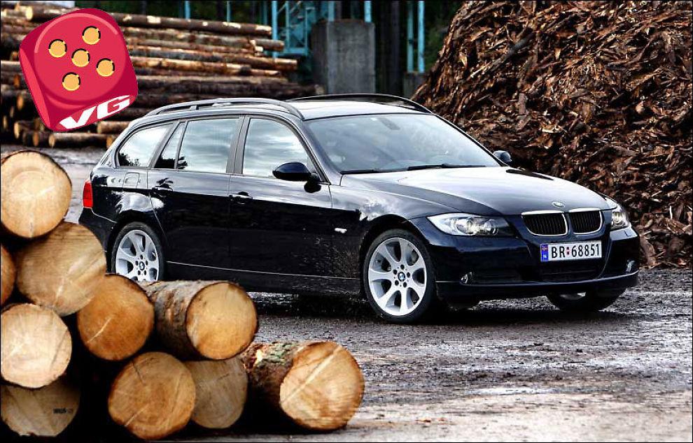 LUKKER LUKEN: BMWs system for å redusere forbruk og utslipp innebærer blant annet å senke luftmotstanden. I grillen sitter justerbare spjeld som kun åpner seg når motoren trenger kjøleluft. Ellers er de lukket og bidrar til lavere luftmotstand - og raskere varm bil om vinteren. Foto: Jan Petter Lynau