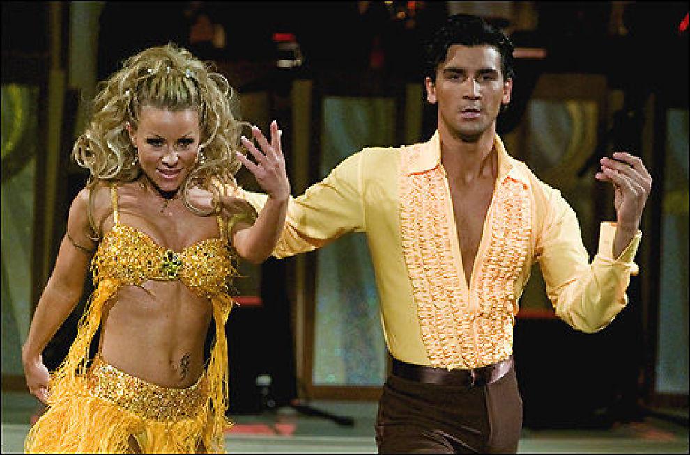 nissekostyme dame alexandra skal vi danse