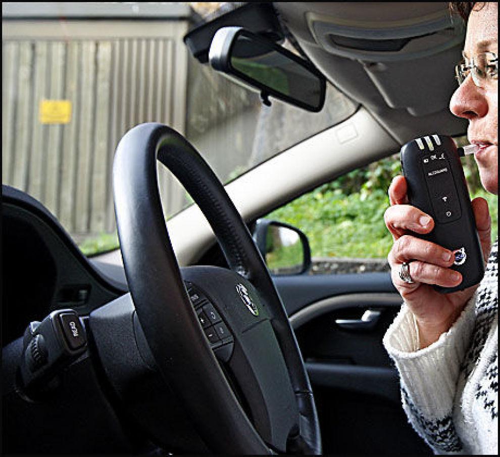 forbruker bil baat og motor bil og trafikk sikker med alko b laas a