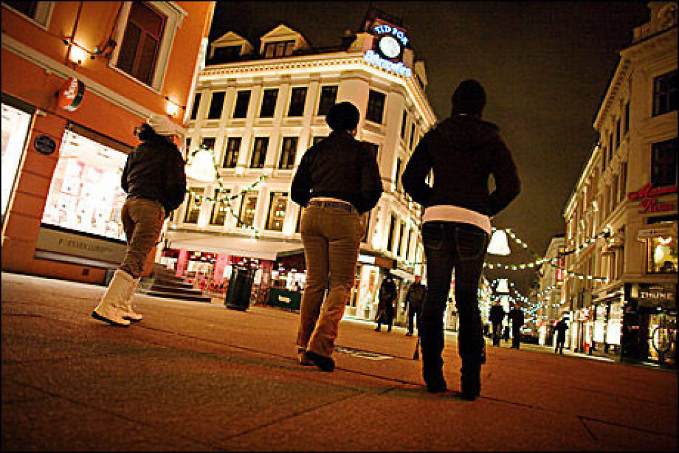 african sex prostitusjon i norge i dag