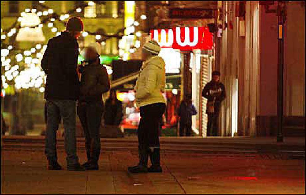 luksusescort prostitusjon i norge i dag
