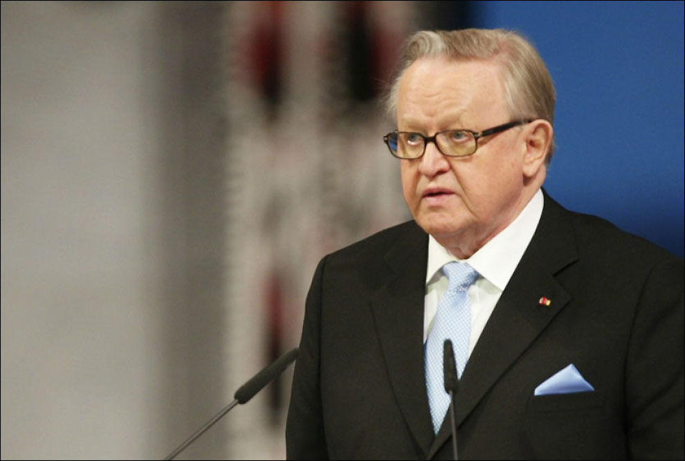 barack obama nobels fredspris Drøbak