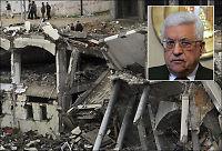 Abbas truer med stans i fredsforhandlingene