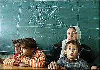 - Snakk med barna om krigens grusomheter