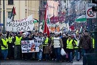 Fakkeltog for Gaza-fred torsdag
