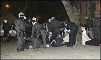 Ny demonstrasjon: Politiet brukte tåregass - flere pågrepet